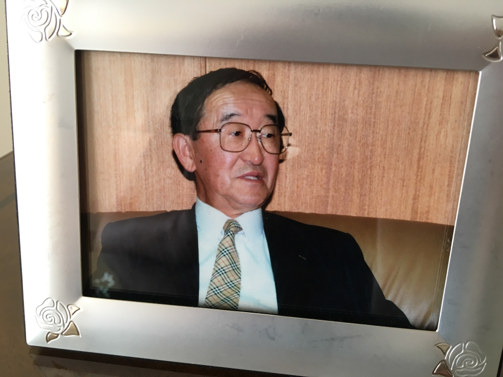元アリコジャパン会長