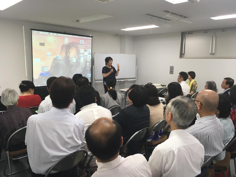 ウイズ本社セミナースペシャルゲスト有田さん