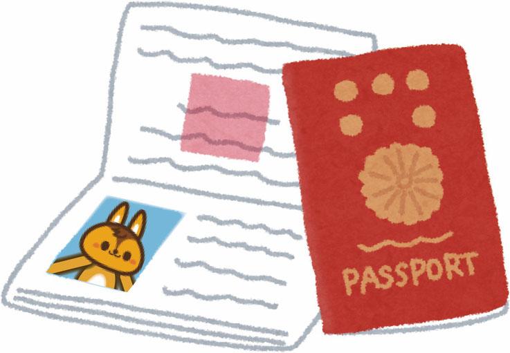 ウイズリスのパスポート