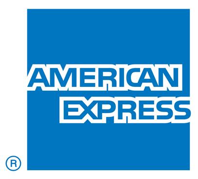 アメリカンエクスプレスロゴ