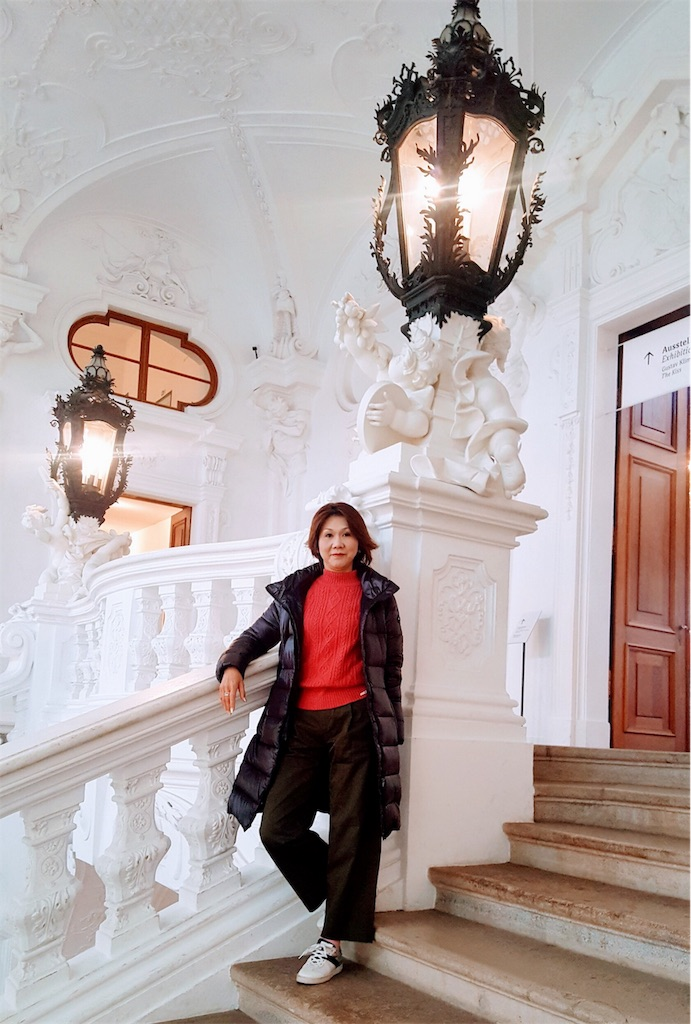 ウイーン宮殿巡り