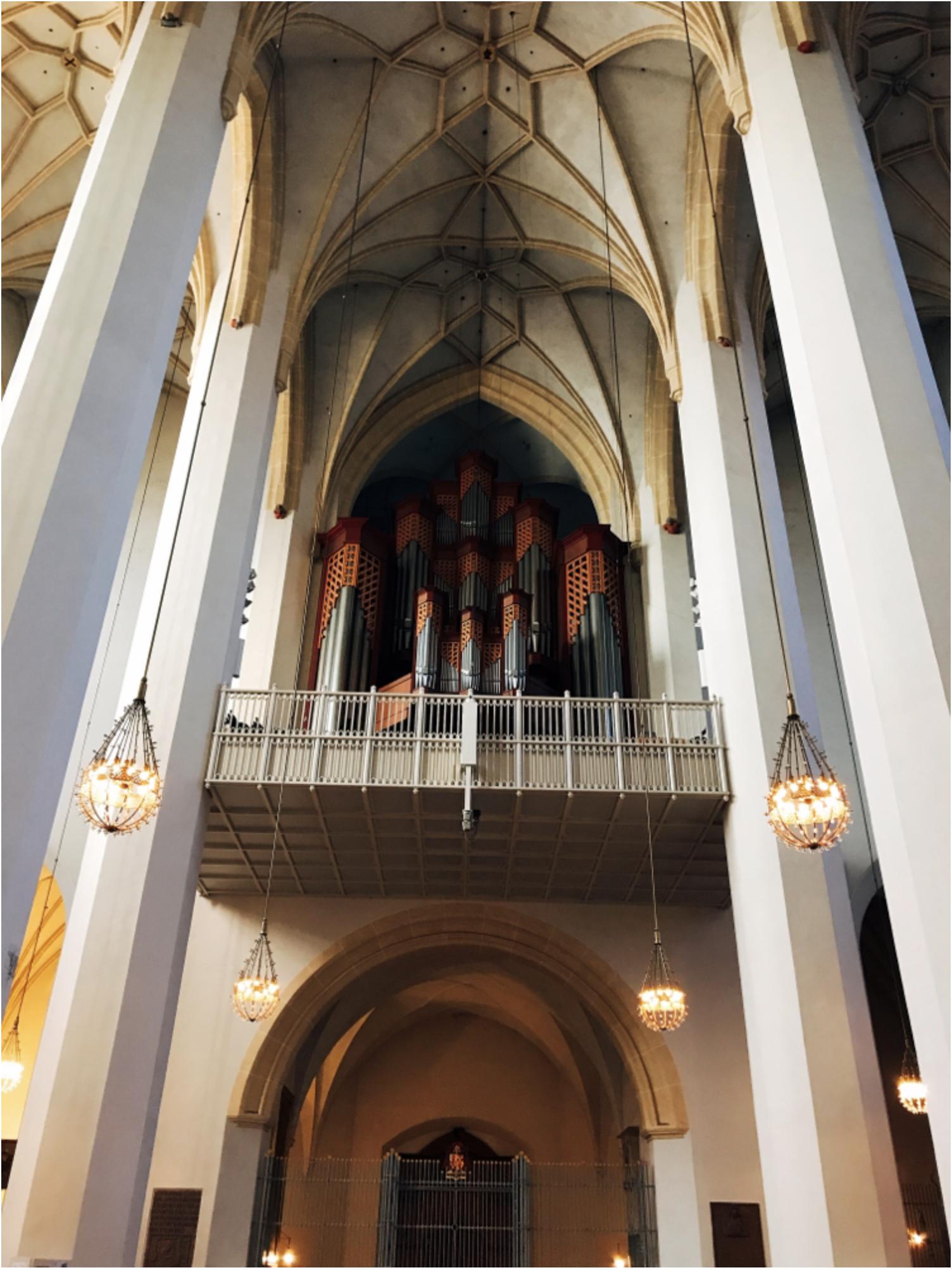 ミュンヘン市内観光 フラウエン教会5