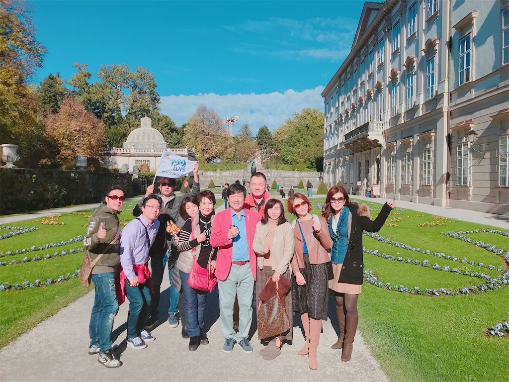ザルツブルグ散策 ミラベル庭園2