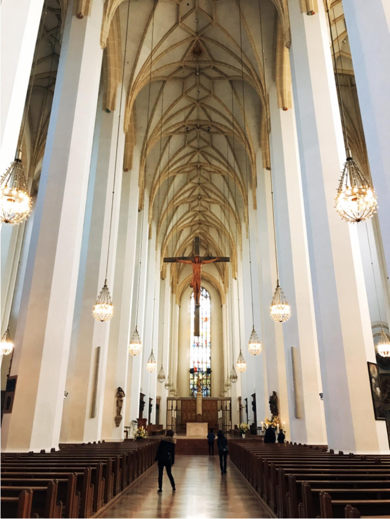ミュンヘン市内観光 フラウエン教会4