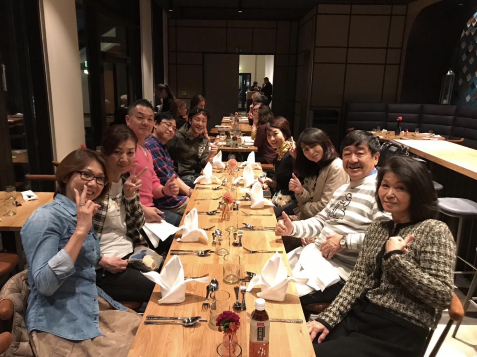 羽田組と関空組合流!